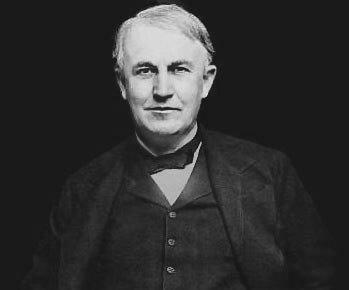 Thomas Edison(1847-1931)