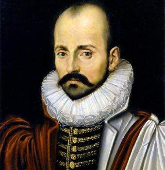 El francés Michel de Montaigne (1533-1592)