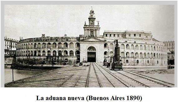 1778, Creación de la Real Aduana de Buenos Aires