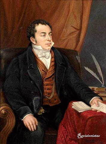 1822, Dictado de decretos: sobre actos de comercio, causas de comercio y alzada de comercio.
