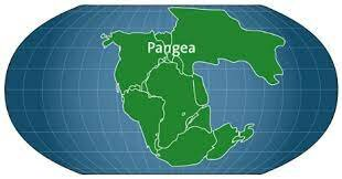 Formation of Pangea