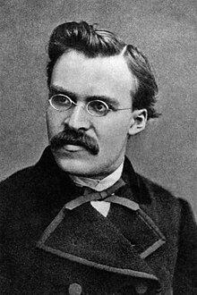 •Friedrich Wilhelm Nietzsche