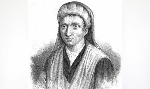 El italiano Leonardo Bruni (1370-1444).