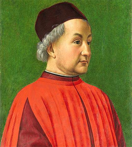 El italiano Marsilio Ficino (Figline, actual Italia, 1433 - Florencia, 1499)