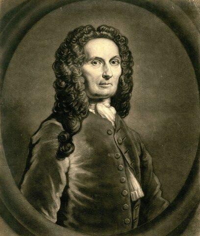 Abraham de Moivre (Francia)
