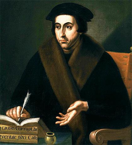 El español Juan Luis Vives (1493-1540).