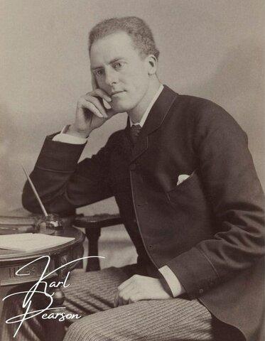 Karl Pearson (Inglaterra)