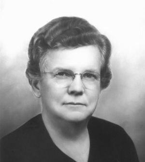 Gertrude Mary Cox (Estados Unidos)