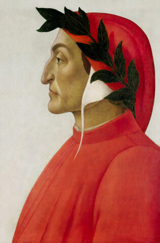 Dante Alighieri (1304-1321)