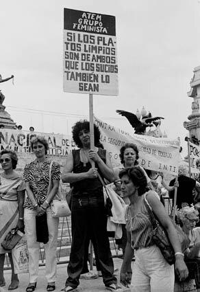 Lucha por los Derechos de la Mujer