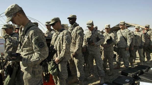 Aumento de tropas estadounidenses