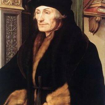 Desiderio Erasmo (1466-1536)