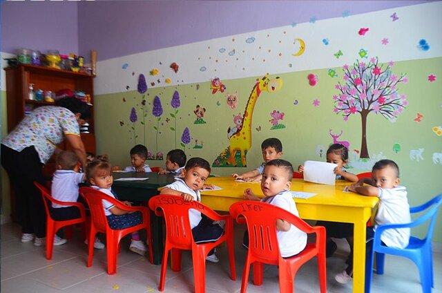 Jardines infantiles