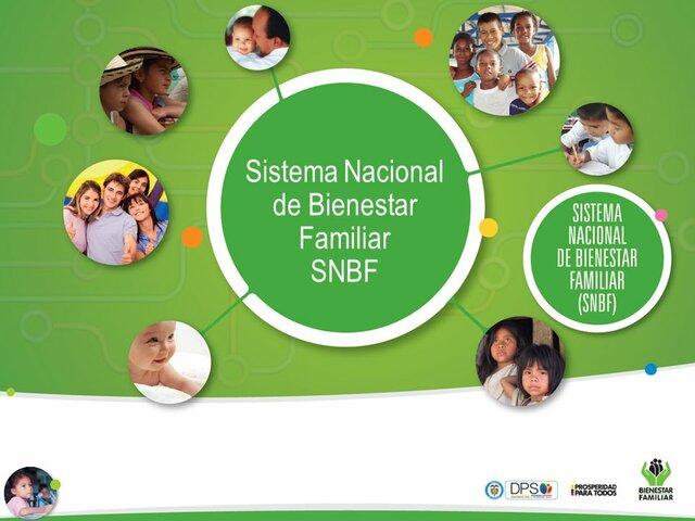 Creación del Sistema Nacional de Bienestar Familiar