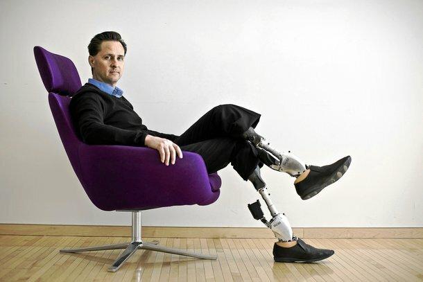 Hugh Herr /  Tecnología y medicina