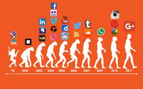 Redes sociales y comunicación a un click.