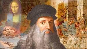 """""""Leonardo di ser Piero Da Vinci (1452-1519)"""