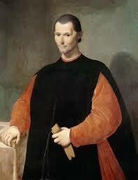 Niccolò di Bernardo dei Machiavelli (1469- 1527)