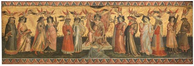 LAS ARTES LIBERALES, SIGLO XVI