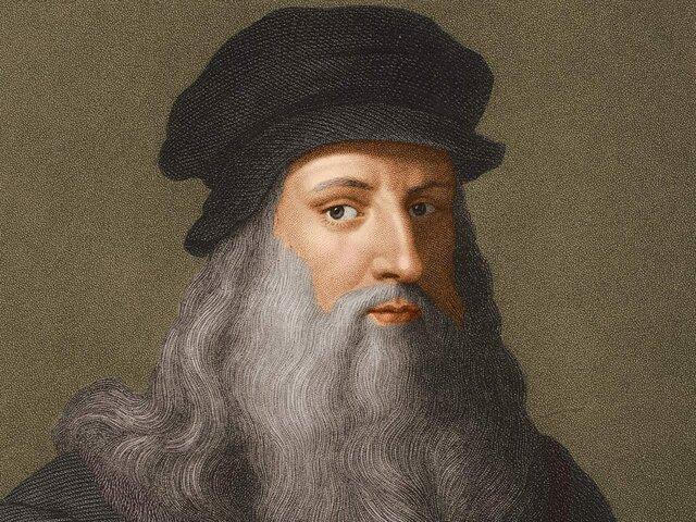 Leonardo da Vinci ( 1452):