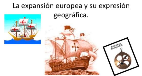 Descubrimiento y reconocimiento de otras culturas y mundos.