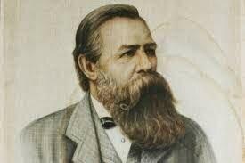 Friedrich Engels(1820-1895)
