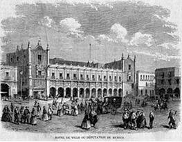 Creación del primer ayuntamiento (Época Virreinal)