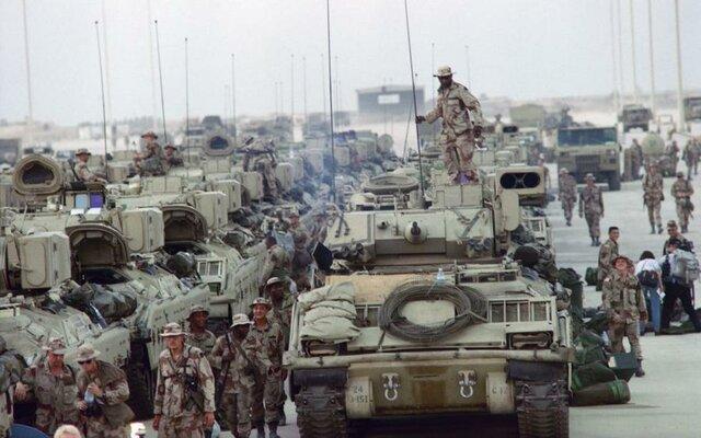 Liberación de Kuwait
