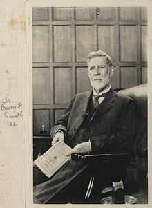 El padre de la Bacteriología, Erwin F. Smith