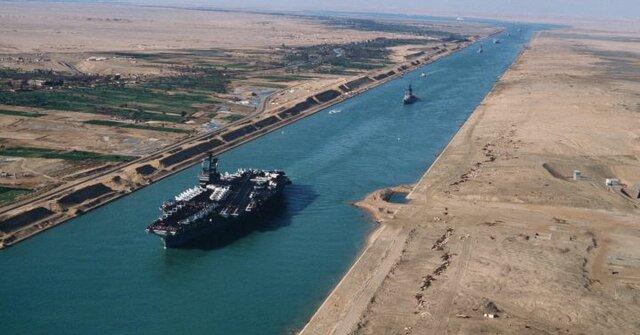 Canal de Suez.