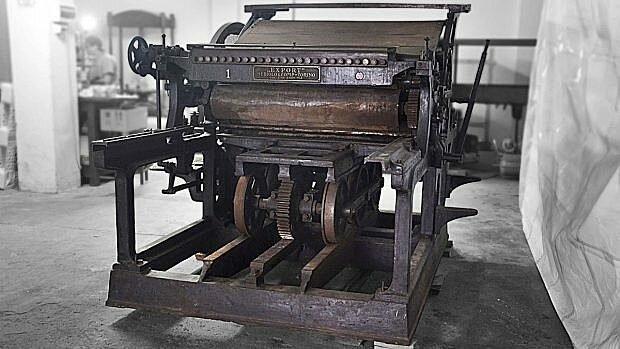 La Imprenta- Johannes Gutenberg