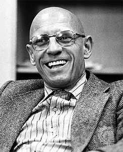 Michel Foucault (nac 1926 / fall 1984)