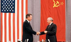 The Soviet Union Collapses