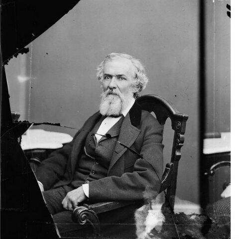 Nicholas Trist es enviado por el Presidente de Estados Unidos James Polk para negociar la paz.