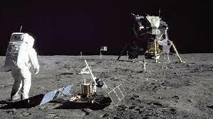 Primer Humano en la Luna