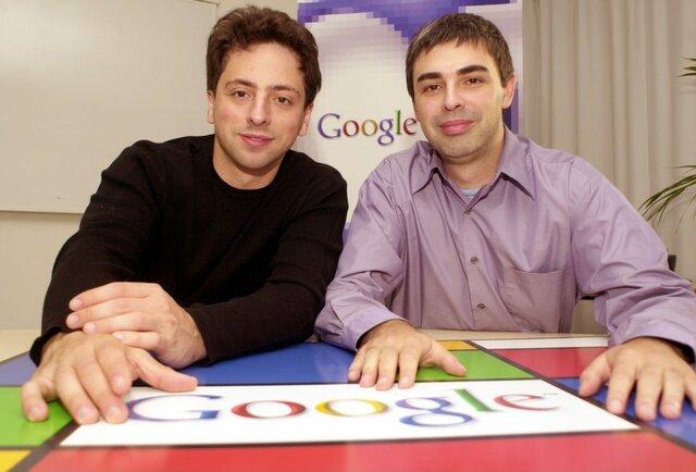 Google / Larry Page y Sergey Brin
