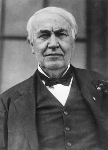 Thomas Alva Edison (nac 1846)