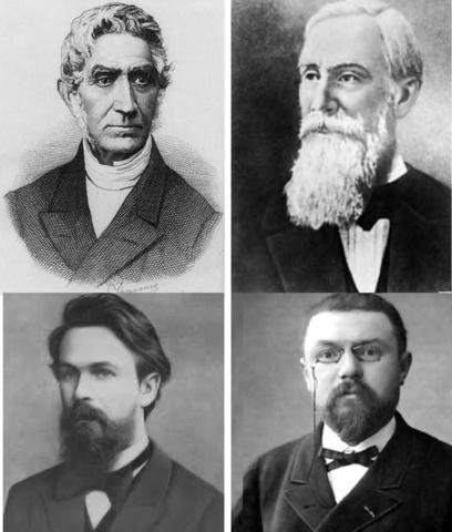Quetelet, Chebychev, Markov, Poincaré