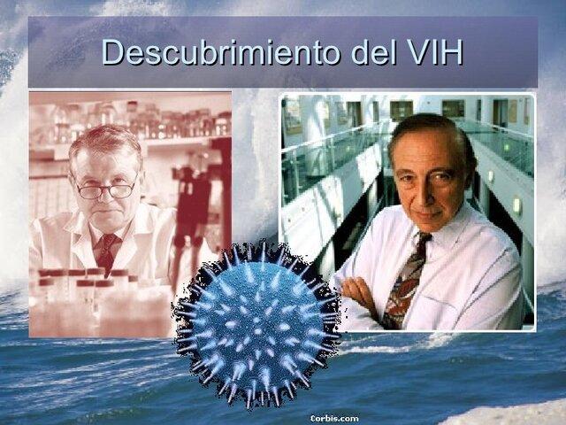 Descubrimiento del VIH - SIDA