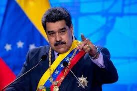 Dictadura  Nicolás Maduro