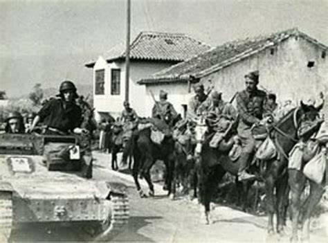 Las tropas franquistas lanzan una ofensiva contra Cataluña