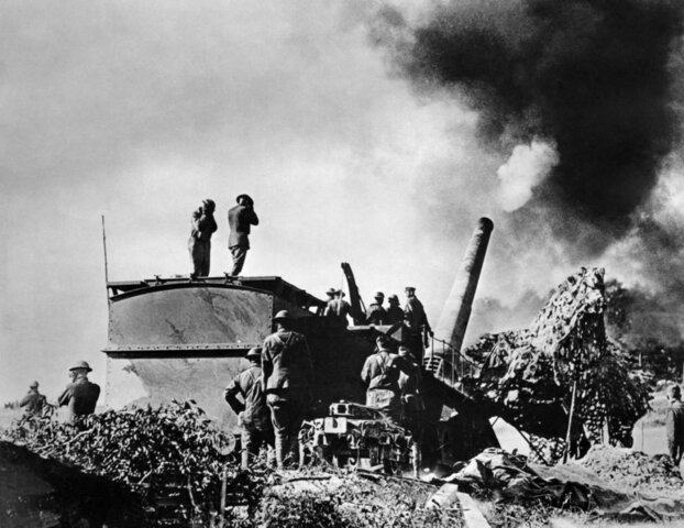 Primera Guerra Mundial, (1914-1918)