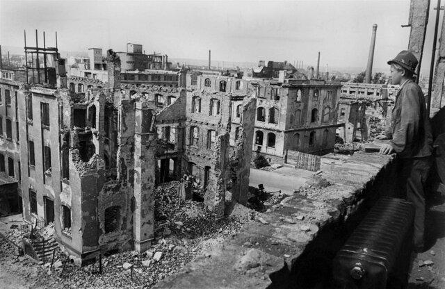 Segunda Guerra Mundial (1939 -1945)