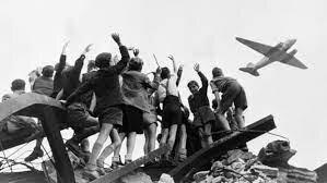 The USSR starts the Berlin Blockade