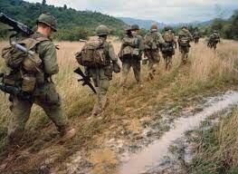 Vietnam War Begins