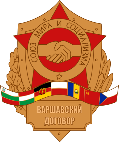 The Warsaw Pact Is Formed