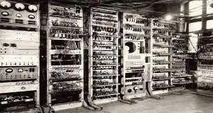 Computadoras Primera generación (de 1940 a 1952)