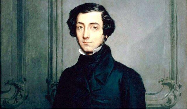 Alexis de Tocqueville ( 1805 - 1859)