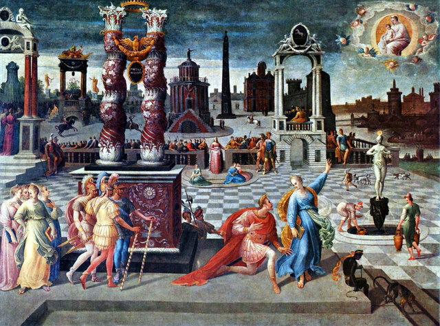 Hechos significativos durante el humanismo renacentista