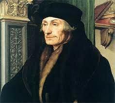 Erasmo de Rotterdam- Teologo (nac 1466)